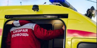 Мальчика, упавшего с девятого этажа, доставили в Челябинск