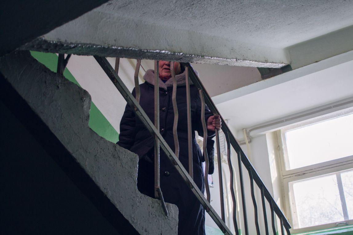 проблема с лифтами в Магнитогорске