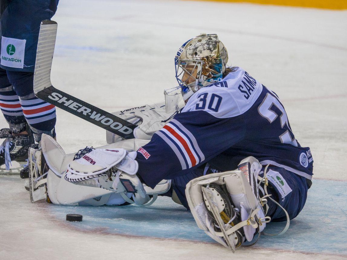 «Металлург» начал четвертьфинала КХЛ победой над «Автомобилистом»