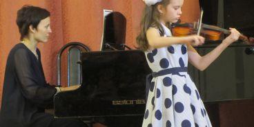 В музыку – всей семьей