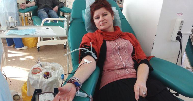 Больше 200 человек откликнулись на призыв сдать кровь