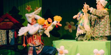 «Буратино» принимает гостей. В Магнитогорск приехал театр из Казани