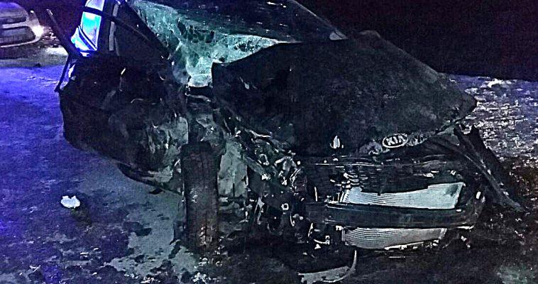 Под Магнитогорском столкнулись две иномарки: есть пострадавший