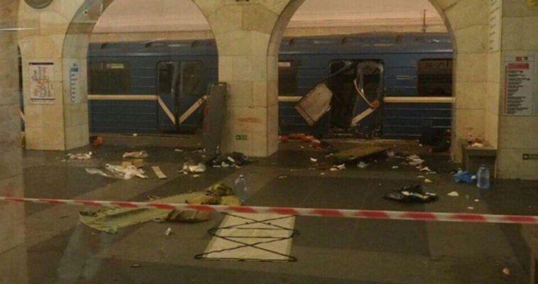 Прошел год со дня теракта в питерском метро