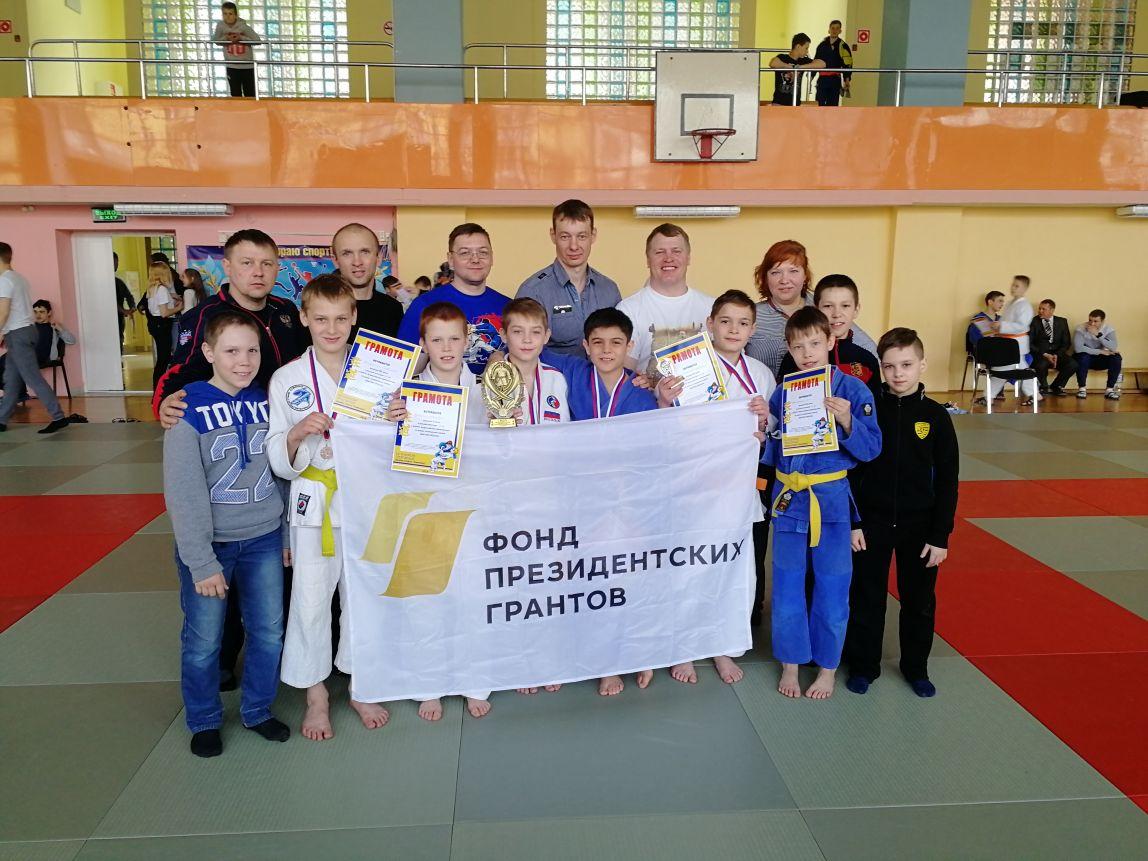 Магнитогорские дзюдоисты привезли 6 медалей со всероссийского турнира
