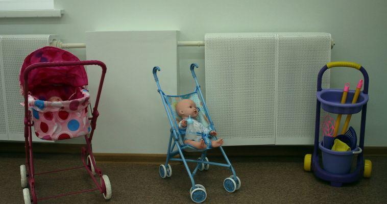 В Магнитогорске похитили детскую коляску