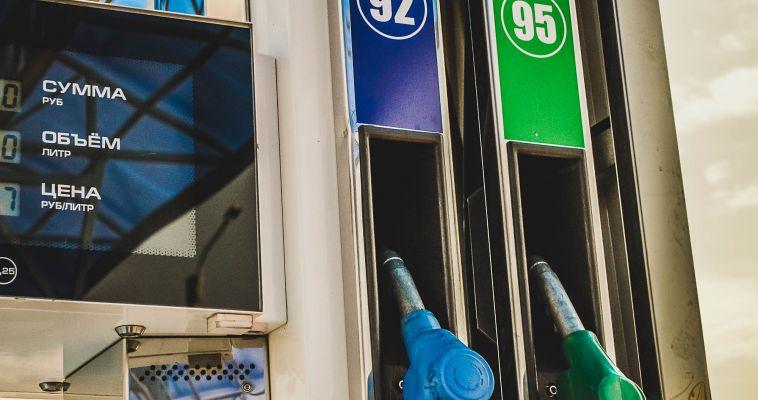 Цены на бензин стремительно растут