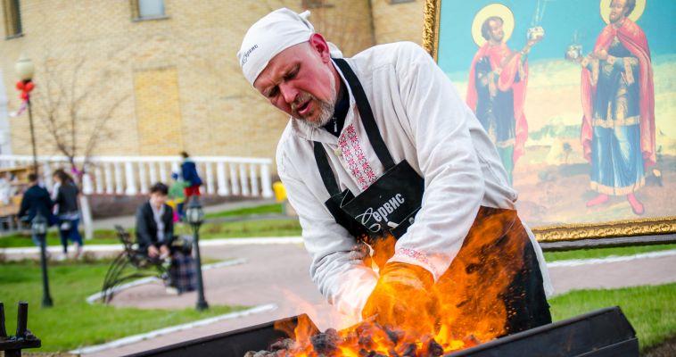 «Железная Русь» показала мастерство уральских кузнецов