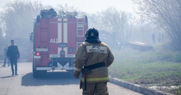 Дачи горят одна за другой. В Магнитогорске сложная пожароопасная обстановка