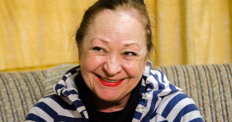 Она предана театру и городу. Заслуженная артистка России Татьяна Баштанова отметила юбилей