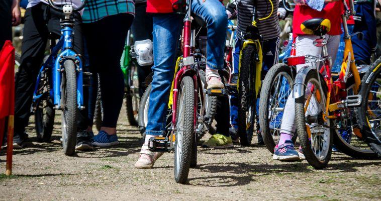 Крупные парки Магнитки соединит велодорожка