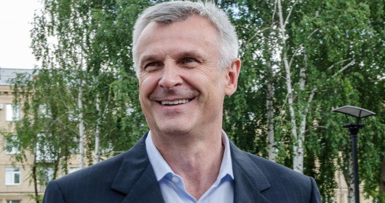Сергей Носов едет в Магадан