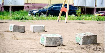 ЧП на детской площадке подстроили неизвестные