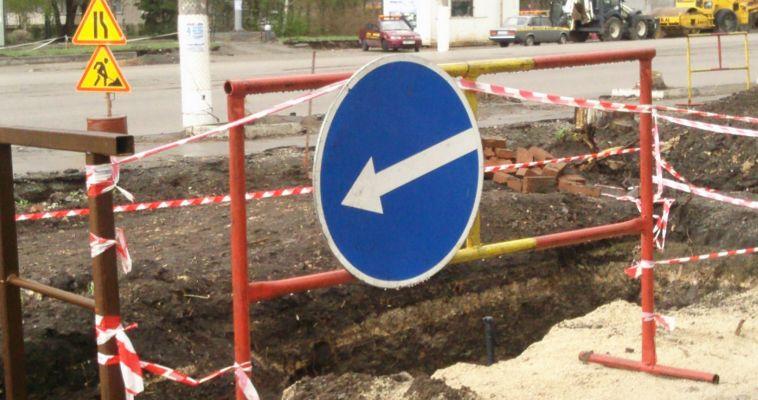 Глава города призвал очистить улицы от лишних дорожных знаков