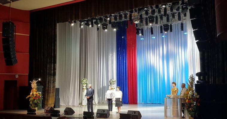 Магнитогорские выпускники получили медали
