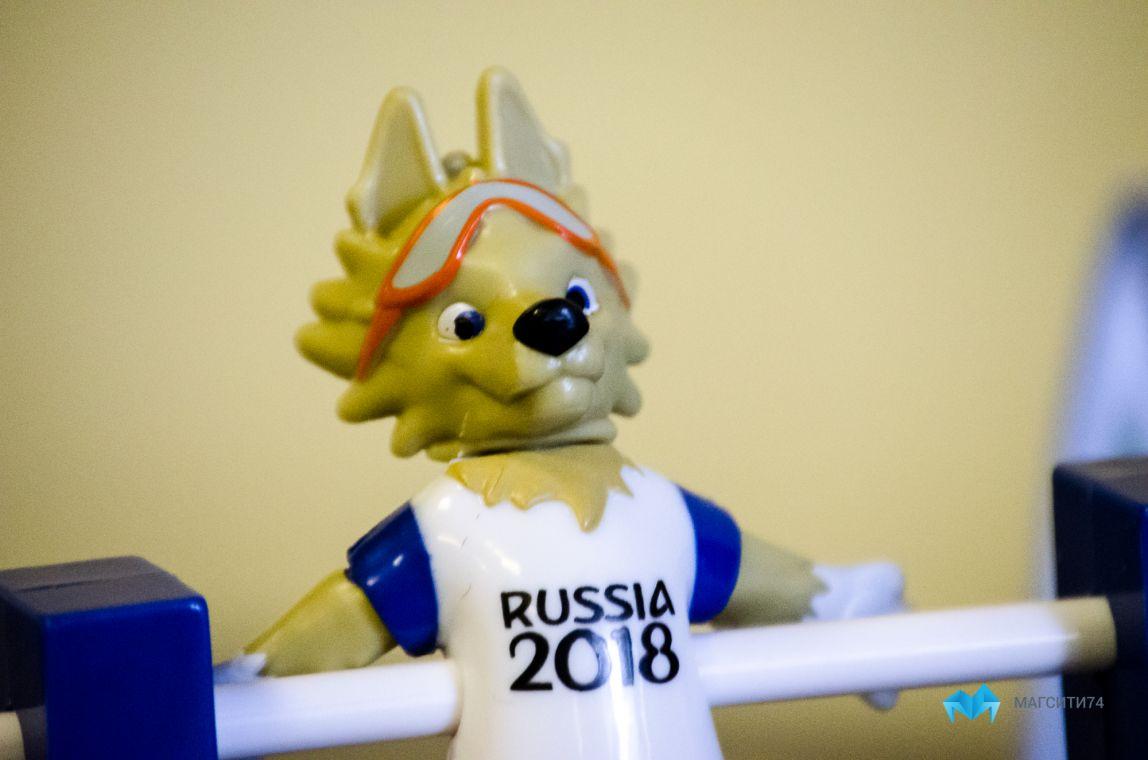 Российские футболисты уступили Уругваю
