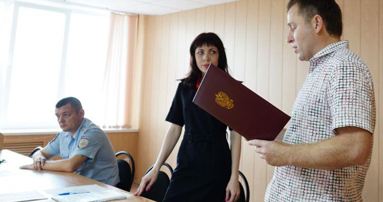 Иностранцы стали гражданами России