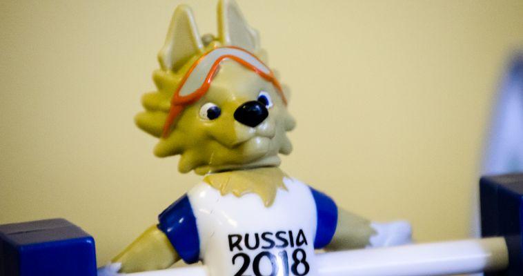 Российская сборная прекратила борьбу за медали мундиаля