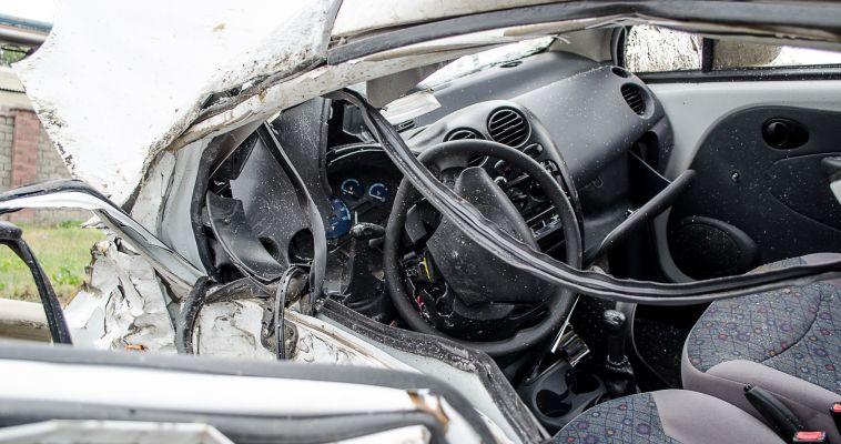 За разбитый автомобиль ответит угонщик
