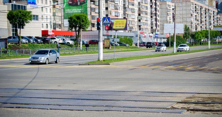Рабочие приступили к реконструкции перекрестка Ленина-Грязнова