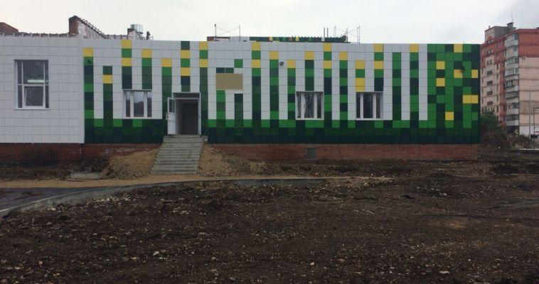 Губернатор посетил новую школу