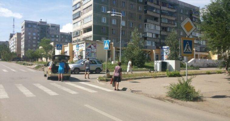 Аварийный перекресток оставят без знаков