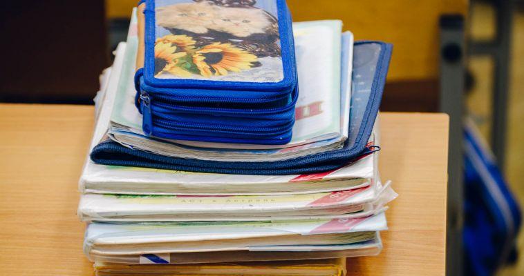 Школьники получат бесплатный комплект учебников