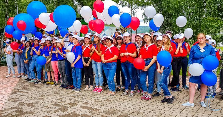 Одаренные дети отдохнули в Абзаково