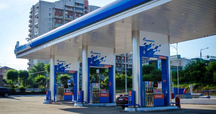 В Магнитогорске открылась первая полноформатная АЗС сети «Газпромнефть»