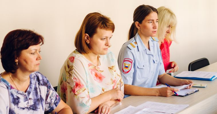 Комиссия начала приёмку школ к учебному году