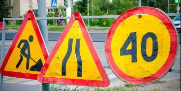 Плохая погода дорожному ремонту не помеха
