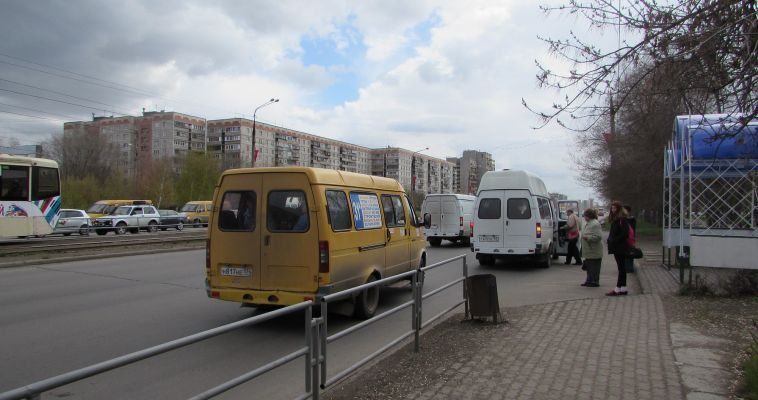 У граждан много нареканий к маршрутным такси