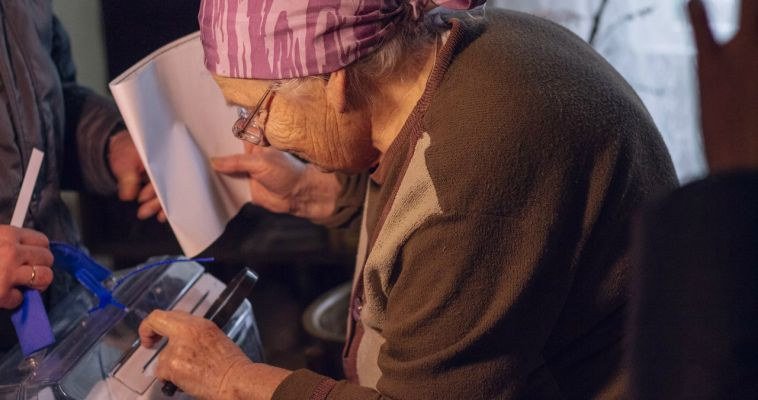 ЦИК одобрил заявки на референдум по пенсионной реформе