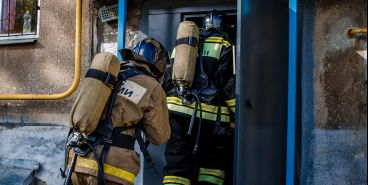 В Магнитогорске телевизор спровоцировал пожар
