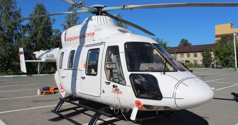 В Челябинской области появится воздушная медицинская помощь