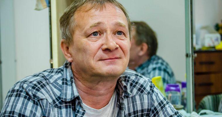 Актер, режиссер и немножко волшебник. Дмитрий Никифоров отмечает юбилей