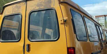Старые машины - в утиль? Число маршрутных такси на улицах города сократилось