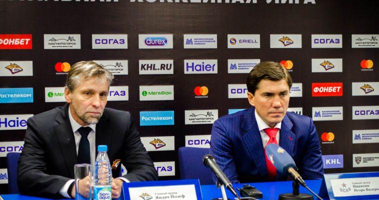 Видео. Игорь Никитин: «Приятно побеждать сильную команду»