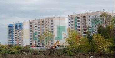 В городе приступили к строительству новой школы на тысячу мест