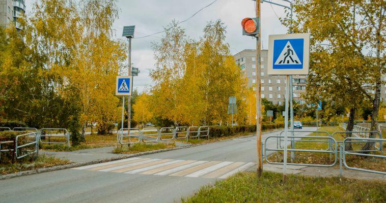 В городе проверили пешеходные переходы