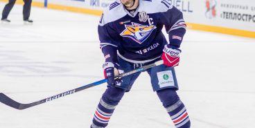 Мозякин установил рекорд КХЛ