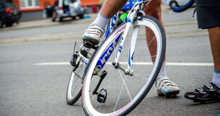 У мужчины похитили велосипед