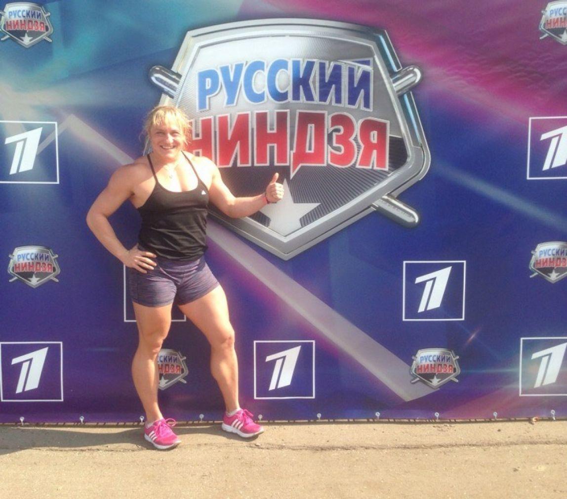 Жительница Магнитогорска попала в «Русский ниндзя» на Первом канале