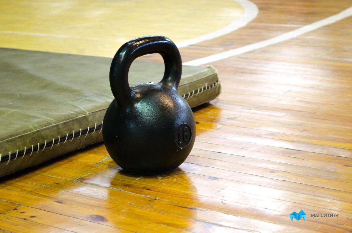 В Магнитогорске у спортсменов украли гири