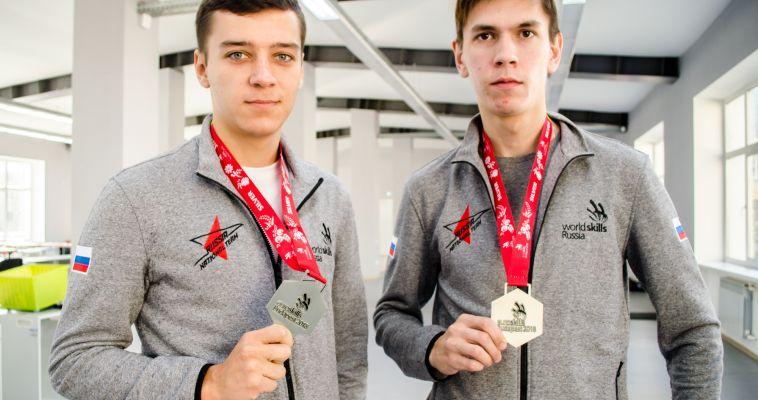«Помог российский триколор». Мехатроники из Магнитогорска покорили европейский чемпионат