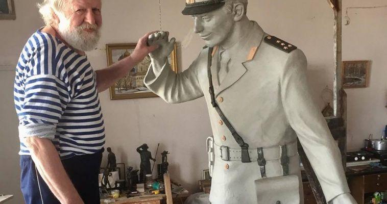 В Магнитогорске появится бронзовый милиционер