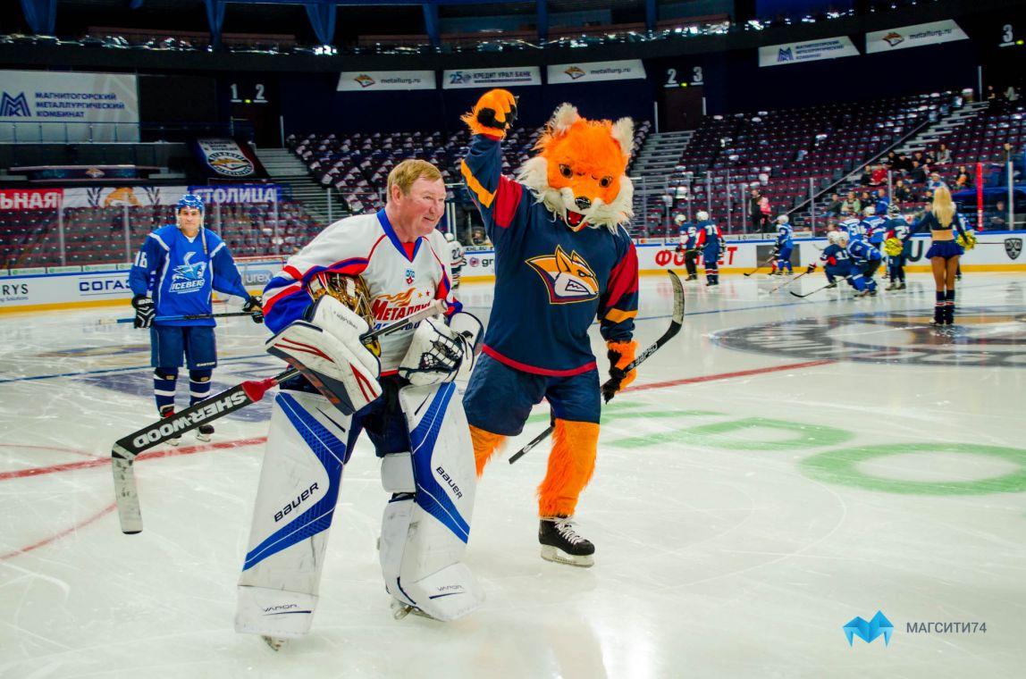 Ветераны хоккея поборются за президентский грант