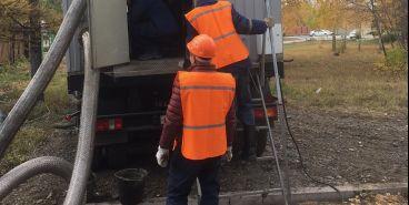 Энергетики провели учения в поселке Лесопарк