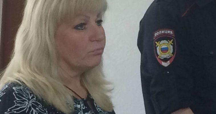 Суд продлил домашний арест для Любови Штейн