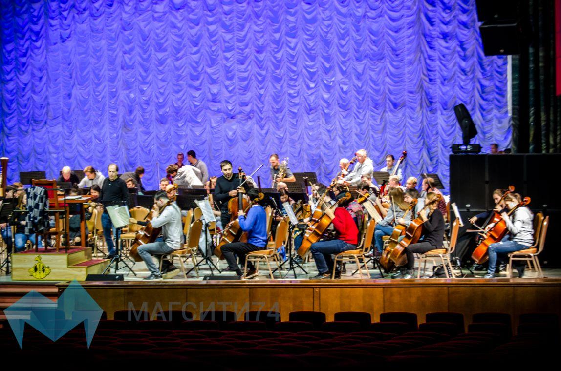 Павел Коган дал концерт для магнитогорской публики